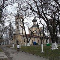 Церковь Иоанна Предтечи в Рощенье :: Ирина Л