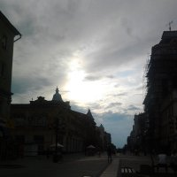 Ленинградская улица :: Татьяна Коблова