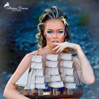 Русалочка :: Виолетта Чернова