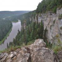 река усьва, чертов палец 2 :: Константин Трапезников