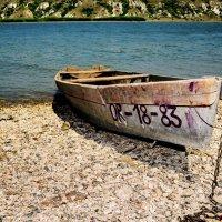 лодка :: Игорь Ермураки
