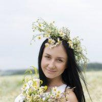 ромашки :: Tanya Mukhgaleeva
