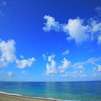 Небо и море :: Леонид