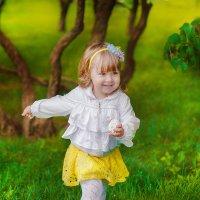 Люблю дочурку :: Анастасия Кочеткова