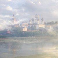 На водной ряби Храм, как сон... :: Ирина Нафаня