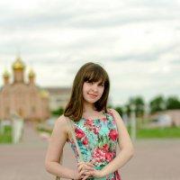 Прогулка в парке :: Роман Поляков