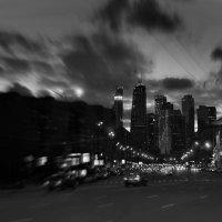 Быстрый город :: Елизавета Стар