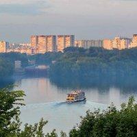 река москва :: Максим Астахов