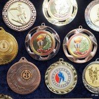 знаки и медали спортивной доблести :: Олег Лукьянов