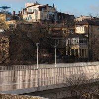 Тещин мост и старая  Одесса :: Александр Корчемный