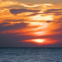 закатное небо... :: Марина Харченкова