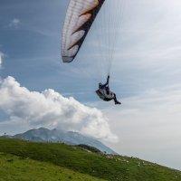 Volo in Parapendio Biposto - Lago di Garda - Malcesine :: Олег