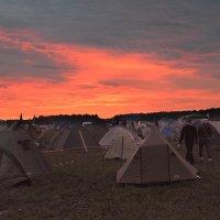 Вечер на Гринландии :: Борис Гуревич