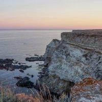 Закат на мысе Тарханкут :: Валерия заноска