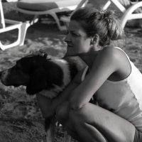 я и собака :: Ирина Гракова