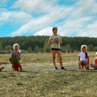 Солнечная поляна :: Валентин Кузьмин