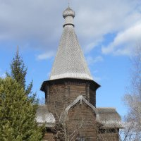 Успенская церковь (1-я половина XVI века) :: Ирина Л