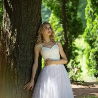 Летние сезоны в парке :: Ирина Лепнёва