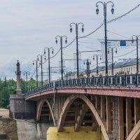 Мост через Двину :: Victory Kryuchkova