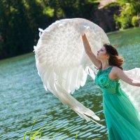 Расправьте крылья :: ирина шалагина