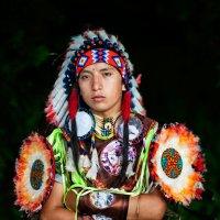 Гость из Эквадора :: Наталья Терентьева