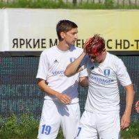 Футбол-это не только голы :: Сергей Мухин