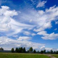 Небо... :: Любовь Вящикова