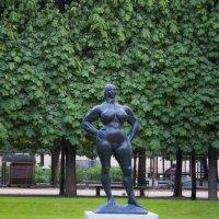 Paris. Jardin Des Tuileries :: Олег Oleg