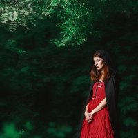 природа девочка :: Юрий Онзар