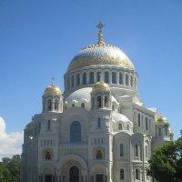 Морской собор в Кронштадте. :: Светлана Калмыкова