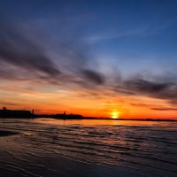 Закат над Финским заливом :: Болеслав (Boleslav)