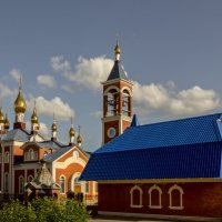 храмовый новодел :: gribushko грибушко Николай