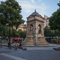 Paris. Fontaine Des Innocents :: Олег Oleg