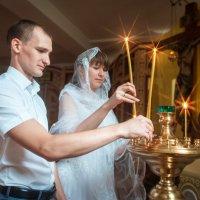 Венчание Алексея и Татьяны :: Сергей Воробьев