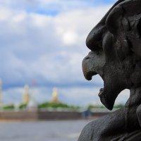 Питерская гаргулья :: Сергей Комолов