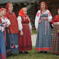 Петровки в Витославлицах (этюд 2) :: Константин Жирнов