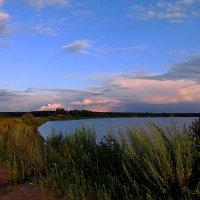 На озере :: Вячеслав Минаев