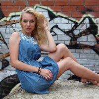 Блондинка с голубыми глазами :: Dr. Olver  ( ОлегЪ )