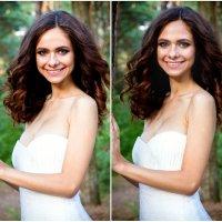 улыбка украшает лицо девушки больше,чем макияж :: Mary D