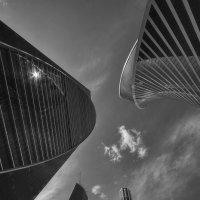 Небо над Москвой... Сити :: M Marikfoto