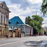 Москва ул. Николо - Ямская :: Борис Александрович Яковлев