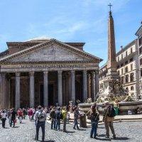 Пантеон в Риме :: Владимир Леликов