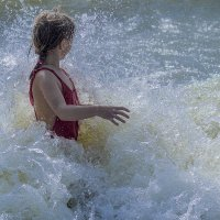 В волнах :: Елена Баландина