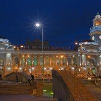 Кевский вокзал :: Alex