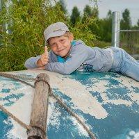 Мальчик :: Евгений Кузьминов