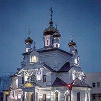 Храм :: Аркадий Медников