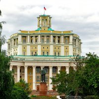 Театр Советской Армии :: Ирина Шарапова