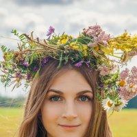 На едине с природой :: Анастасия Лаптева
