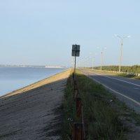 Нижегородское водохранилище :: Андрей