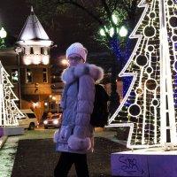 Таня вечерний фотосет декабрь 2014г. :: Константин Сафронов
